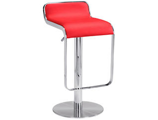 Equino Stool Red, , large