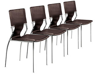 Trafico Chair Set of 4, , large