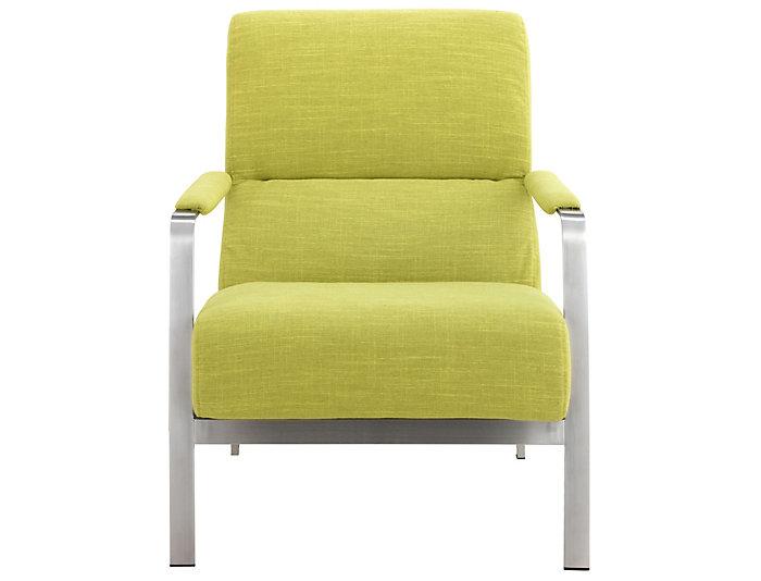 Jonkoping Armchair, Lime Green, Green, large