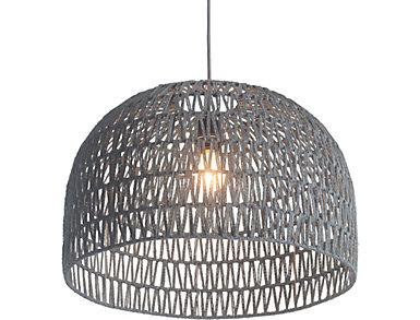 Paradise Ceiling Lamp Grey, , large