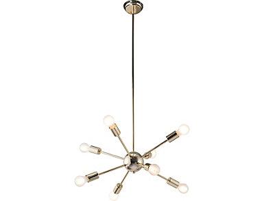 Pilsner Ceiling Lamp Gold, , large
