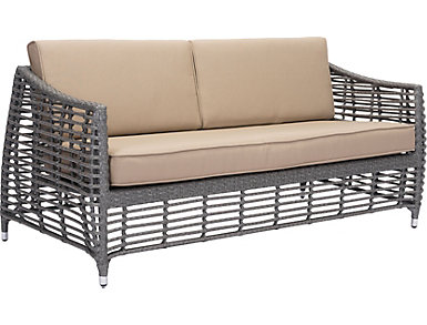 Tisha Sofa, Grey, , large