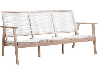 Cole Sofa, White, , large