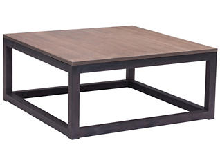 Civic Center Sq Coffee Table, , large