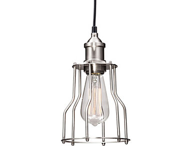 Adamite Ceiling Lamp Nickel, , large