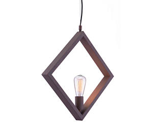 Rotorura Ceiling Lamp Rust, , large