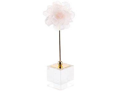"13"" Pink Flower Figurine, , large"