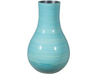 "Aralia 15"" Blue Vase, , large"