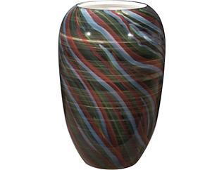 """Galaxy 16"""" Multicolor Vase, , large"""