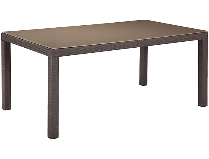 Coronado Dining Table, Chocolate, , large