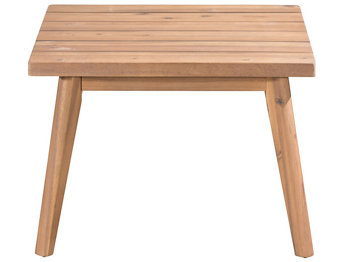 Seaside End Table, Beige, , large