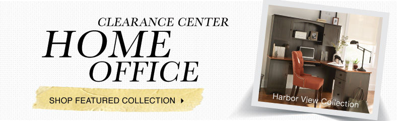 clearance center home office