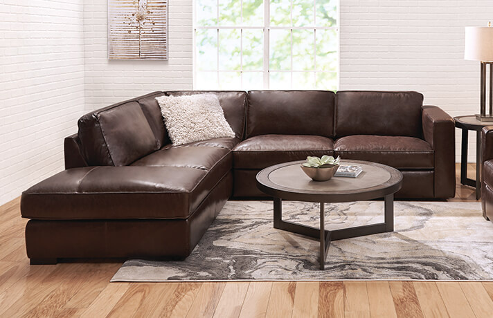 Gianni 2-Piece Sectional