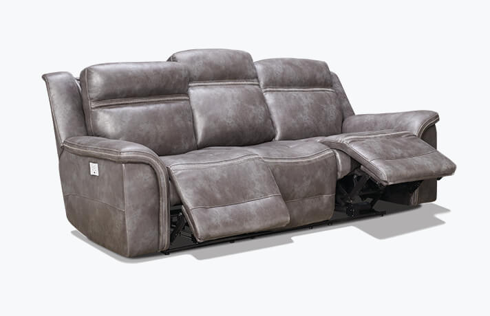Huxley 91 inch Dual Power Sofa
