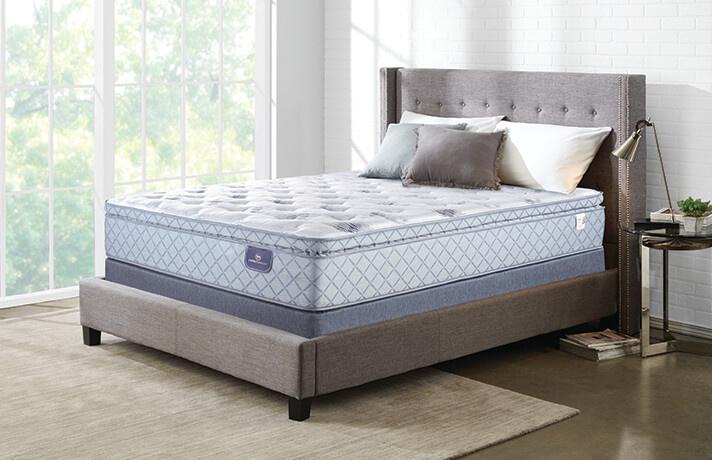 Serta Sheppard Pillow Top Queen Mattress