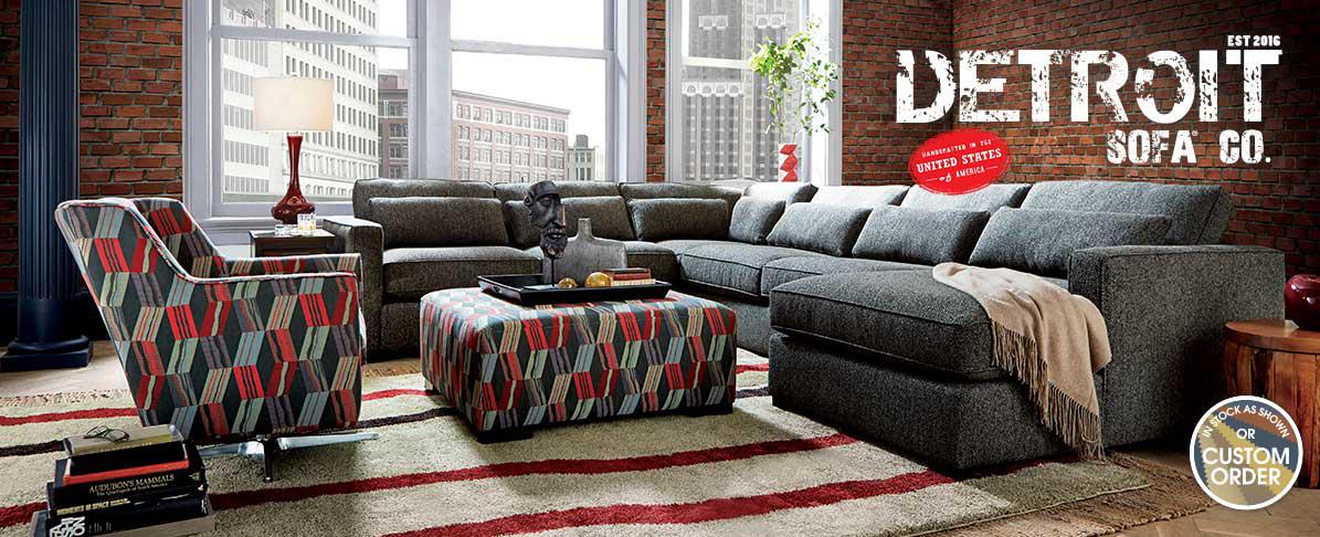 Detroit Sofa Company Art Van Furniture