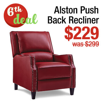 Alston Push Back Recliner