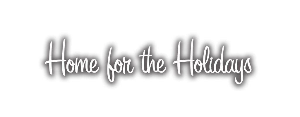 Home For The Holidays Logo