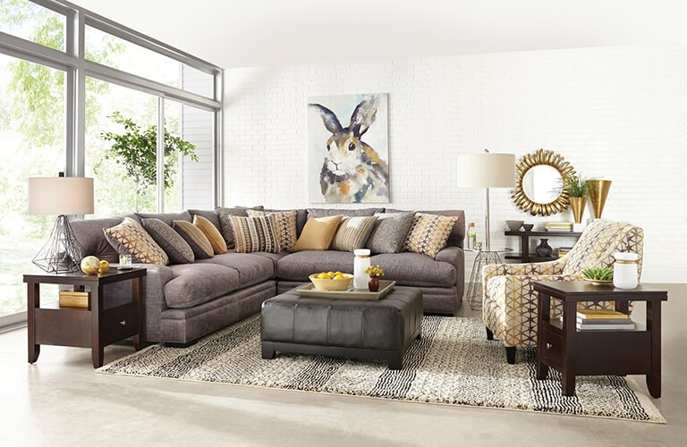 Sonata 3 Piece Sectional