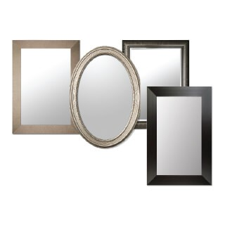 Assorted Wall Mirrors