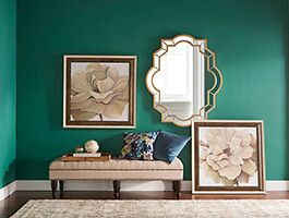 Mirrors and Wall Art