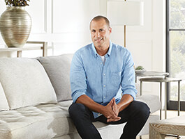 Nigel Barker at Art Van Home