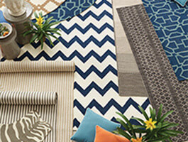 Outdoor Rugs at Art Van Home