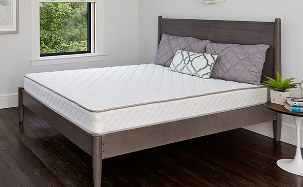 Classic Brands 7 inch Bonnell Queen Mattress