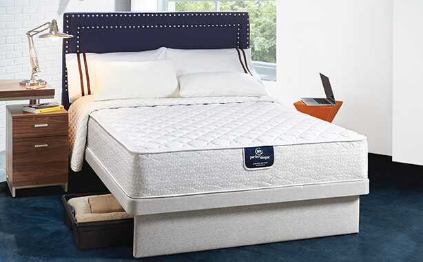 Serta Chreston Queen Mattress