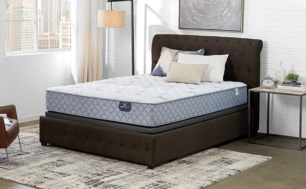 Serta Sheppard Firm Queen Mattress