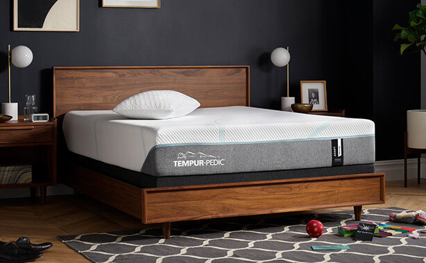 0% APR for 72 months on Tempur-Pedic mattresses