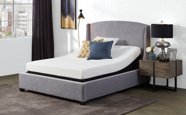 "Queen 7"" Memory Foam Mattress"
