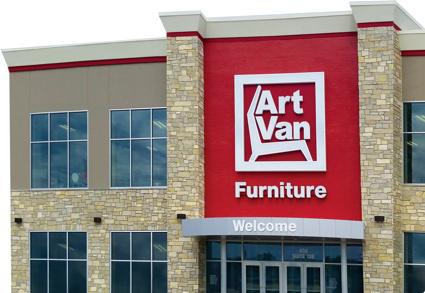 Art Van Furniture Location Learn More