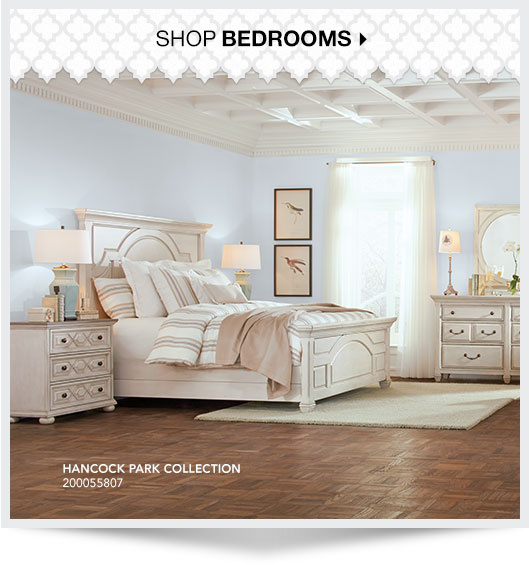 Shop Bedrooms. Hancock Park Collection. SKU: 200055807