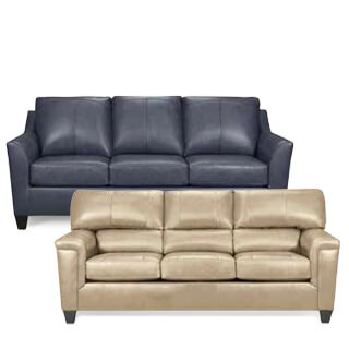 Your Choice Leather Sofa Doorbuster Logo