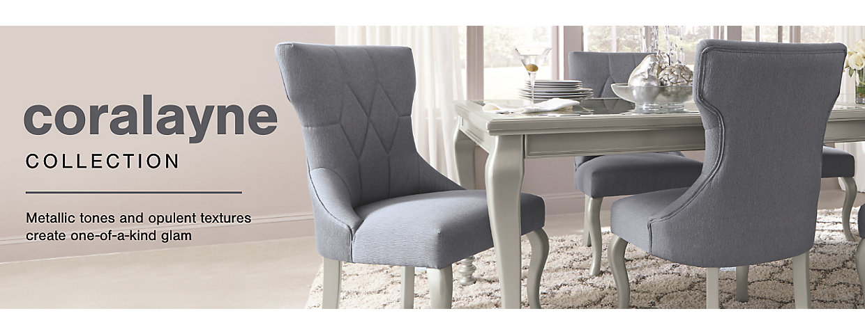 A Plus Content -  https://s7d3.scene7.com/is/image/AshleyFurniture/CollectionABanner%5FCoralayne%5FDining?$A%2DPlus%2DContent$