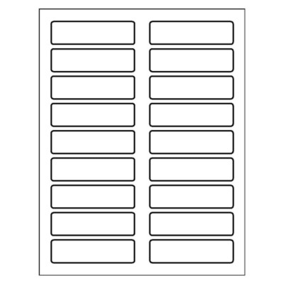 labels 5266 template