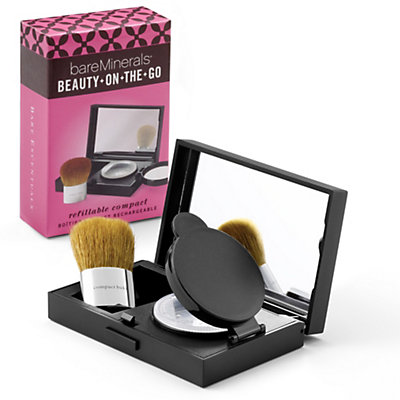 Beauty-on-the-Go Compact