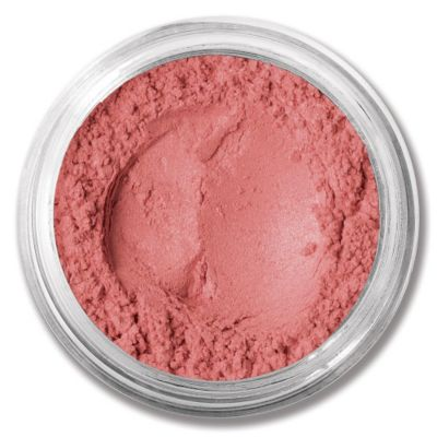 bareMinerals loose powder blush review