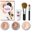 Bare minerals up close and beautiful set