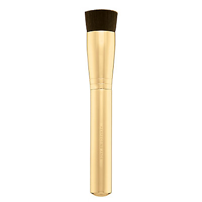 Perfecting Face Brush with Custom Gold Handle
