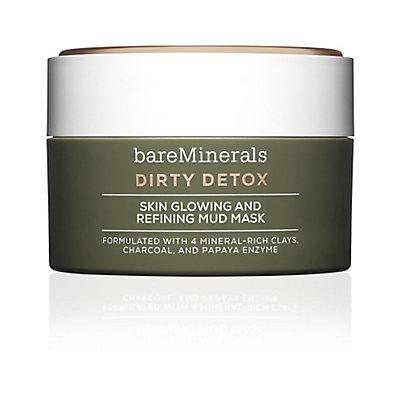 DIRTY DETOX Skin Glowing and Refining Mud Mask