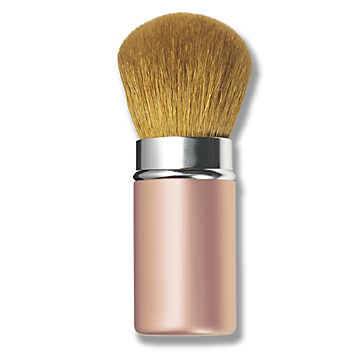 Champagne Retractable Kabuki Brush