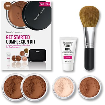 Get Started Complexion Kit - Warm Deep