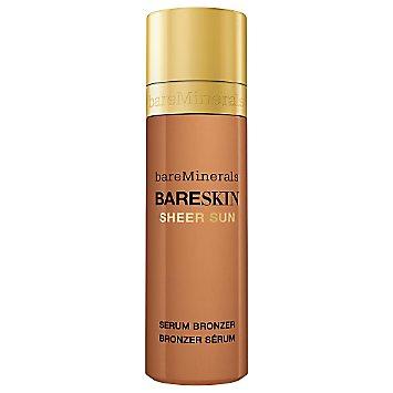 bareSkin® Sheer Sun Liquid Bronzer at bareMinerals Boutique in 2097 Charl Charleston, WV | Tuggl