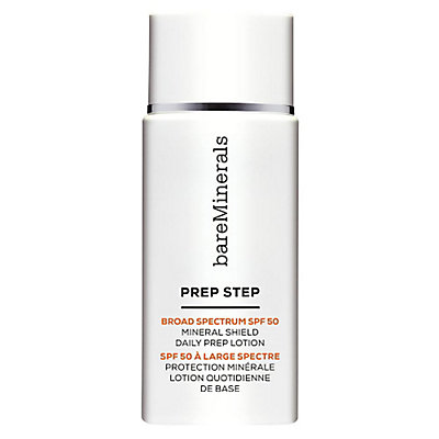 Prep Step Broad Spectrum SPF 50 Mineral Shield Daily Prep Lotion