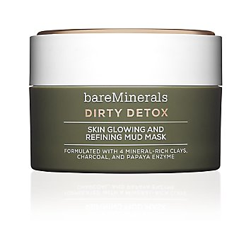 DIRTY DETOX Skin Glowing and Refining Mud Mask