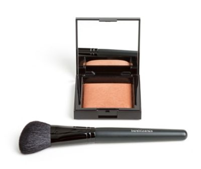 thumbnail imageINVISIBLE BRONZE Powder Bronzer and Blooming Brush Duo