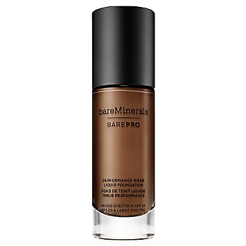 BAREPRO Performance Wear Liquid Foundation SPF 20 - Cocoa 30