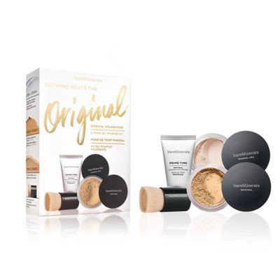 thumbnail imageGet Started Mineral Foundation Kit